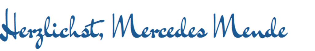 Mercedes Mende - Kontakt