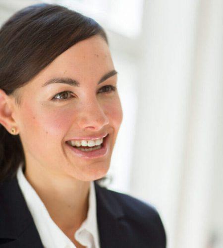 Mercedes Mende - Expertin für Leadership